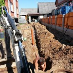 drenazas kanalizacija