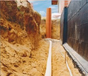 drenažo įrengimas Panevėžyje